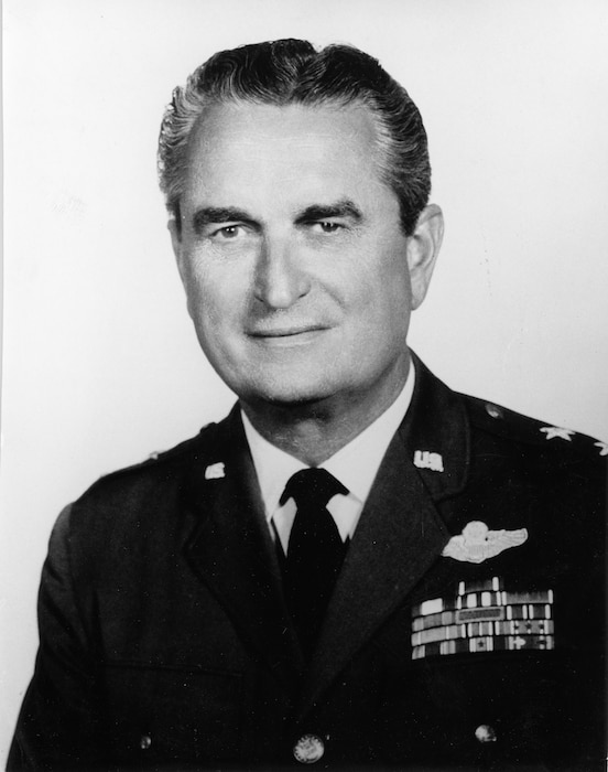 This is the official photo of Major General G.B. (Ben) Greene Jr.