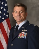 Col. Michael Fellona, 317th Airlift Wing Vice Commander, command photo