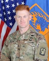 Official photo for Col. John Broam.