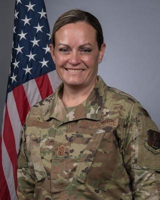 Missouri National Guard command photo for Chief Master Sergeant Jessica L. Settle