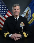 Rear Admiral Derek A.Trinque