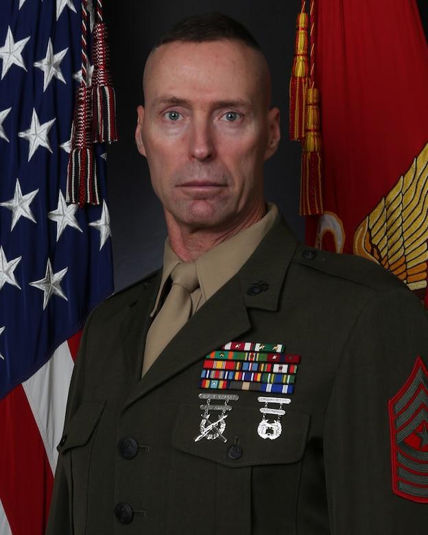 Sergeant Major Frank B. Kammer Jr.