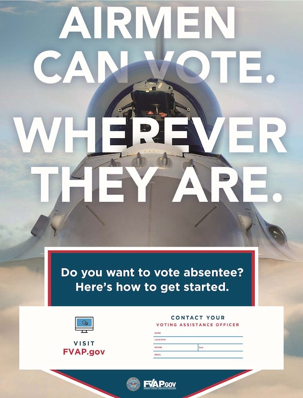 Wherever U.S. citizens go, the Federal Voting Assistance Program (FVAP) ensures their voice is heard.