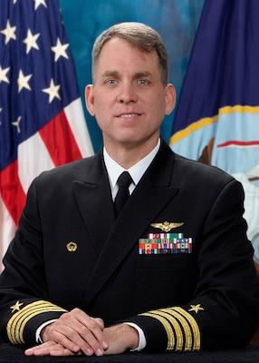 Official portrait of Capt. Brett. A. St. George