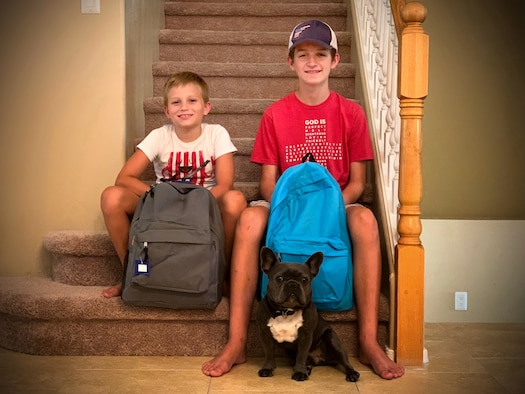 The start of the 2020 school year is unlike one students, teachers, and parents have ever encountered before. School supplies and school shopping has taken on a completely new meaning, with most first days happening in living rooms through virtually learning.