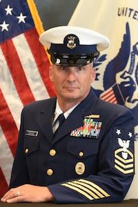 Photo of Master Chief David Schacher