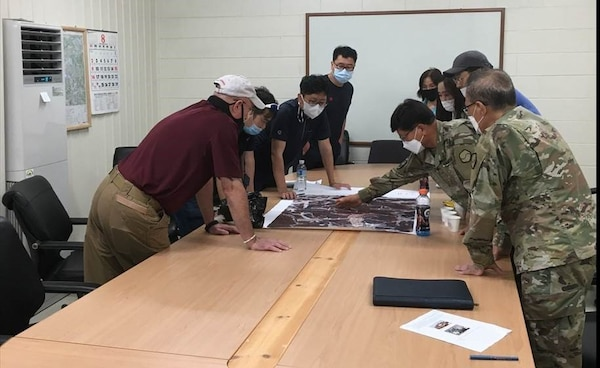 ENFIRE Technology Used in Real-World Environment to Conduct Far East District's Latest Training.
