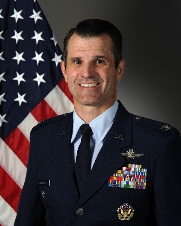 Col. Jeffrey A. Blankenship