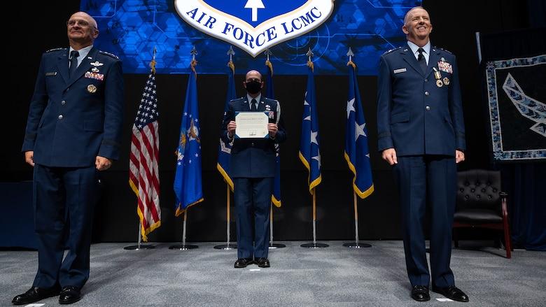 Lt. Gen. McMurry Retirement Ceremony