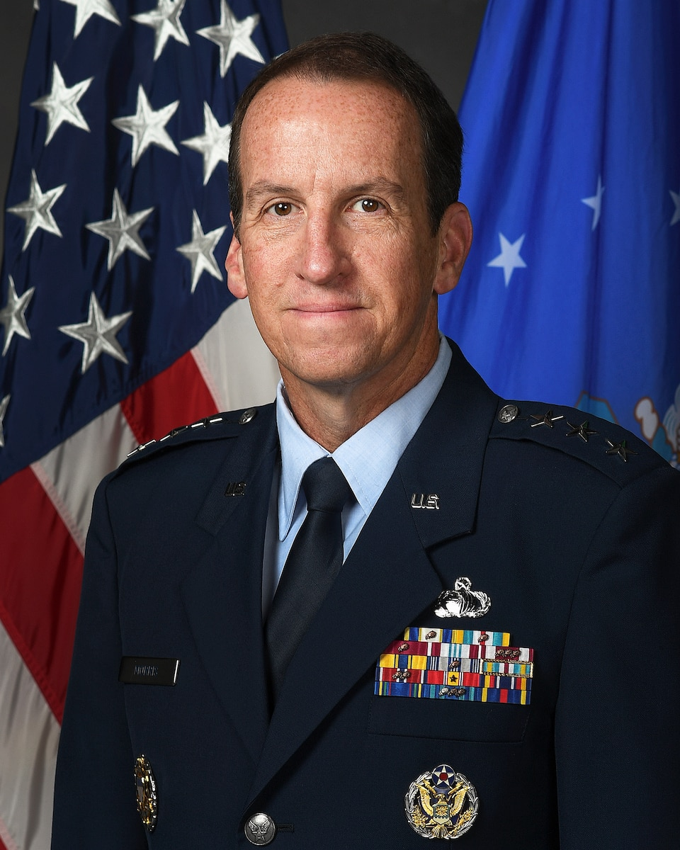 This is the official portrait of Lt. Gen. Shaun Q. Morris.