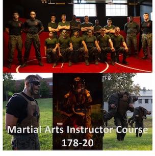 Martial Arts Instructor Course 178-20