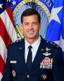 This is the official portrait of Lt. Gen. Charles L. Moore Jr.