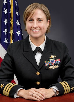 "IMAGE: DAHLGREN, Va. - Navy Cmdr. Sarah Rice was the keynote speaker at the Naval Surface Warfare Center Dahlgren Division Women's Equality Day observance, Aug. 26. Rice recounted the history and impact of women suffrage activists while speaking on the 2020 theme for national Women's History Month theme: Chipping Away at Inequality - Honoring the Past, Securing the Future. ""I can't stress enough that women have worked so hard to get the right to vote – and then to get the right for everyone to vote – before and after 1920,"" said Rice, a project manager with the Naval Sea Systems Command Program Executive Office for Integrated Warfare Systems, during the livestream broadcast. ""It's never been more crucial than now to exercise your right to vote in the fall so do all that you can in order to do that and to enable others to do that. It's really our privilege to be able to vote in our democracy. In addition to voting, I think it's important to exercise your voice. Your voice is valuable and your voice deserves to be heard."""