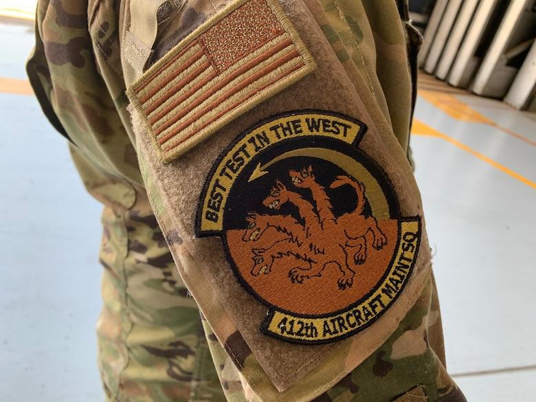 Squadron Patch Photo