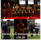 Martial Arts Instructor Course 178-20