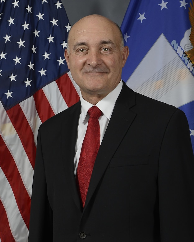 This is the official portrait of Mr. Dennis L. D'Angelo.