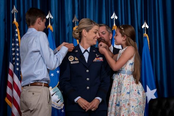 Commandant of Cadets Promotion