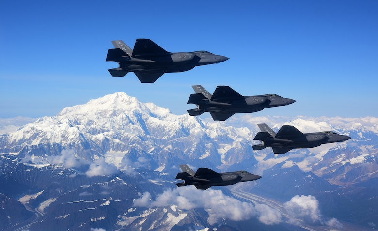388th FW soars over Alaska in RED FLAG-Alaska 20-3