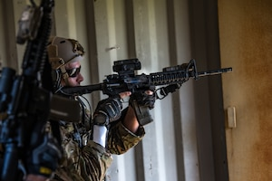 146th ASOS participates in Sentry Rescue III