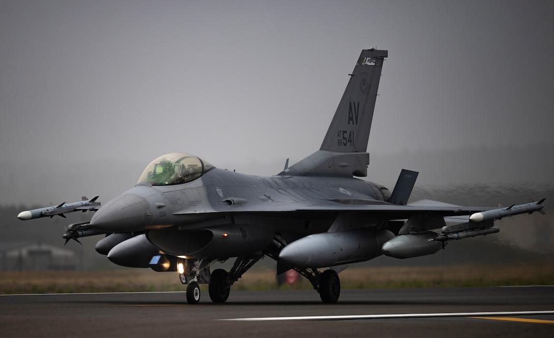 510th Fighter Squadron arrives at Lakenheath