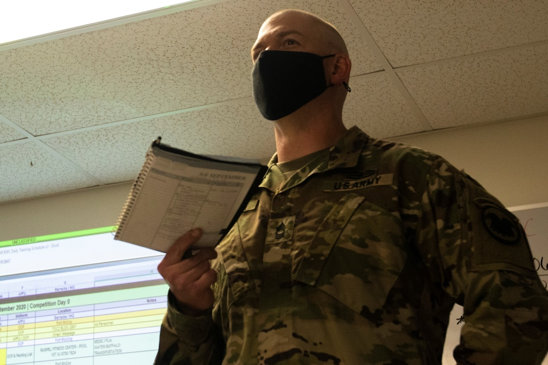 Army Reserve brings Best Warrior Competition to Wisconsin