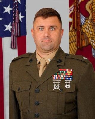 Inspector-Instructor, 1st Battalion, 24th Marine Regiment