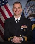 Rear Admiral Eric L. Peterson
