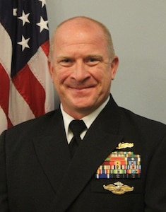 CDR Richard Zabawa, USN