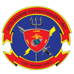 The official command seal for the 26th Marine Expeditionary Unit.