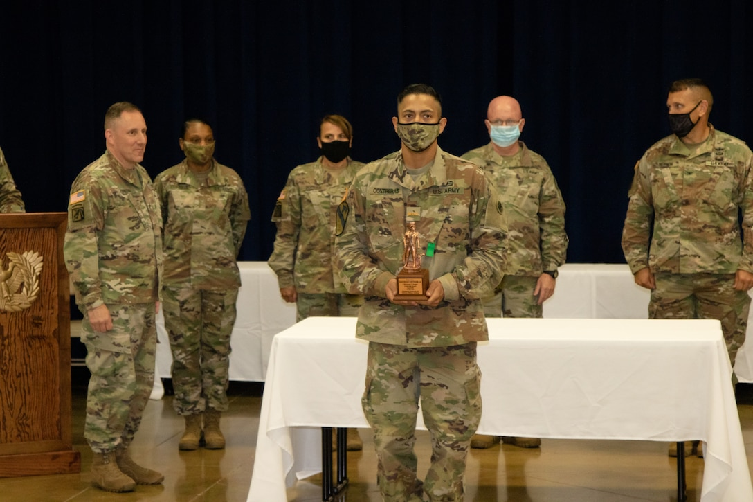 Making history: Accelerated Warrant Officer Candidate School graduates highest number in U.S. Army Reserve history