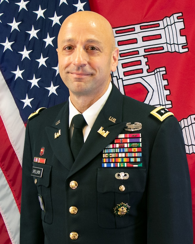 Lt. Gen. Scott A. Spellmon assumed his position as Chief of Engineers and Commanding General of the U.S. Army Corps of Engineers (USACE) on September 10, 2020. As the Chief of Engineers, an Army Staff Principal, he is responsible for more than 90,000 military engineers and advises the Secretary of the Army and other Principal Officials on matters related to general, combat and geospatial engineering as well as construction, real property, public infrastructure and natural resources science and management.