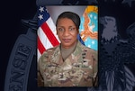 Army Command Sgt. Maj. Tomeka O'Neal's vast logistics background has prepared her to take on challenges as DLA's new senior enlisted leader.