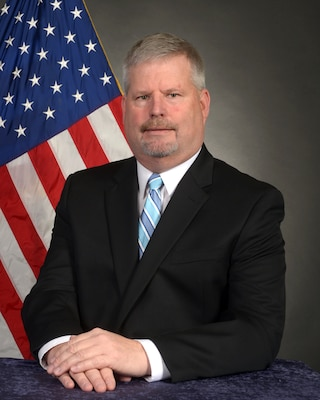 Official Portrait of Brian Deters