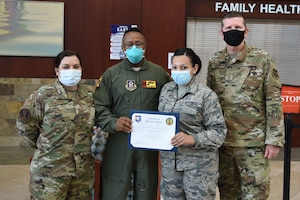 Award for airman