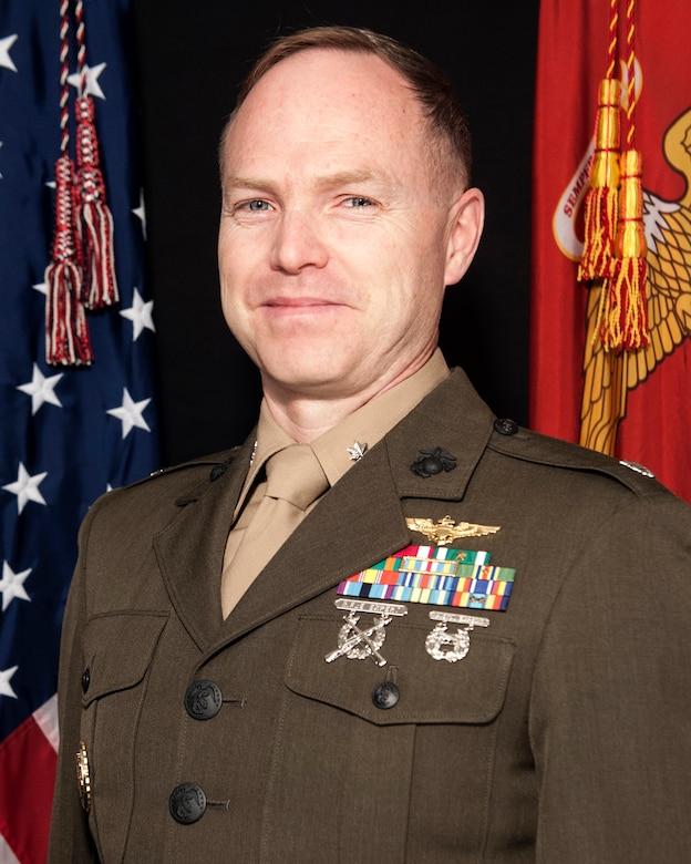 Commanding Officer, Marine Medium Tiltrotor Squadron 774