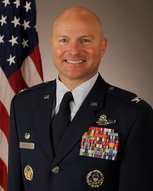 Col. David Berkland is the Commander, 354th Fighter Wing, Eielson Air Force Base, Alaska.
