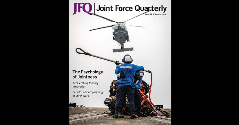 Joint Force Quarterly 98