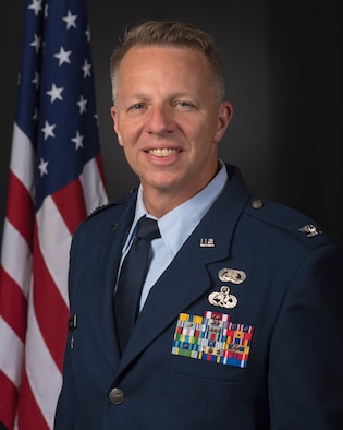 Col. Clarence Maynus