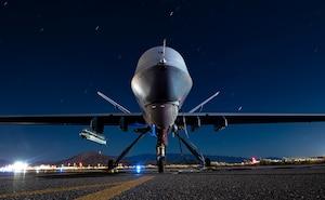 MQ-9 Reaper new weapons test