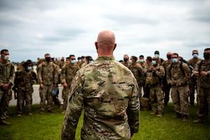 822d BDS return from deployment