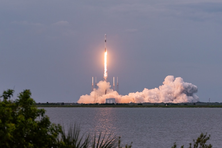 45th Space Wing Supports Successful Falcon 9 SAOCOM 1B Launch