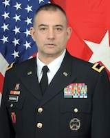 Brig. Gen. Mark McCormack, commander of the 28th Infantry Division.