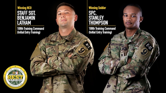 Army Reserve Best Warrior Competition 2020 Winners