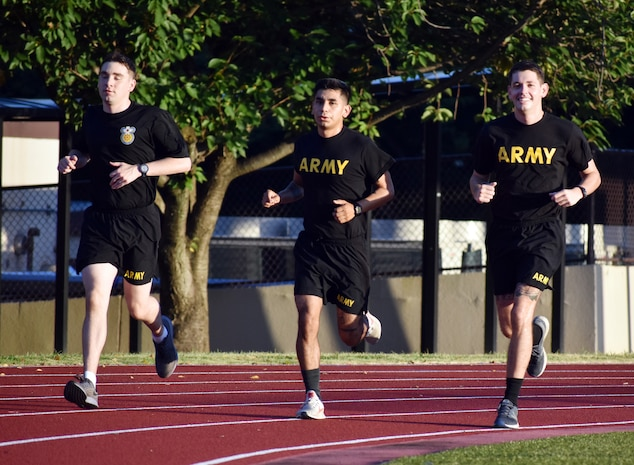 U.S. Army Japan fields Army Ten-Miler team virtually during pandemic