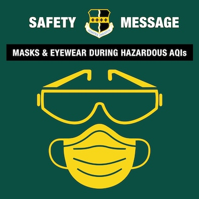 As the smoke continues to pose a threat, please remember the to make sure you keep your eyes and lungs safe from hazardous air quality.