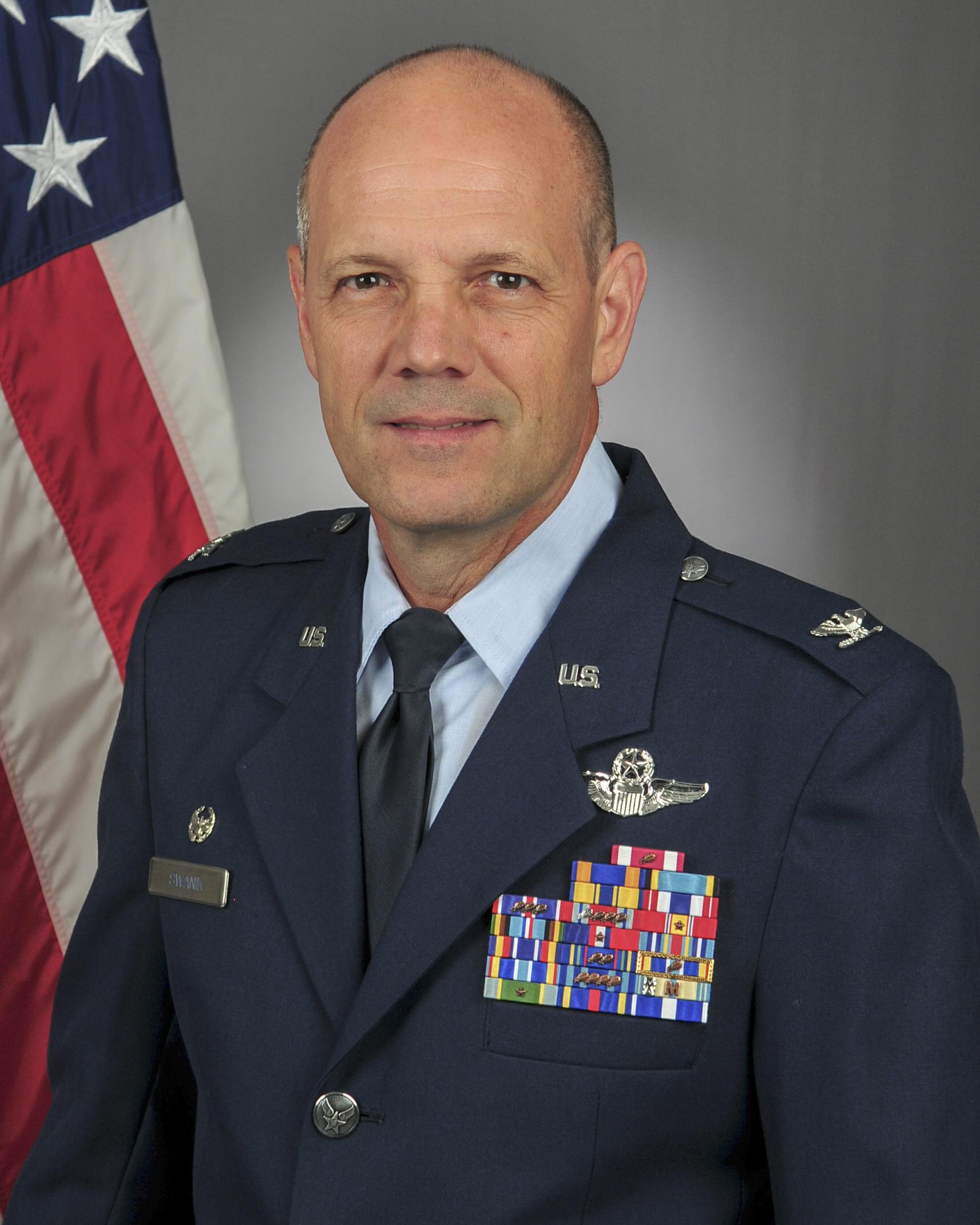 Col. James M. Swanik