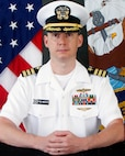Official portrait of Cmdr. Paul McKelvey, the executive officer of Navy Information Operations Command (NIOC) Hawaii.