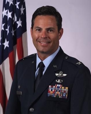 Col. Echols official photo