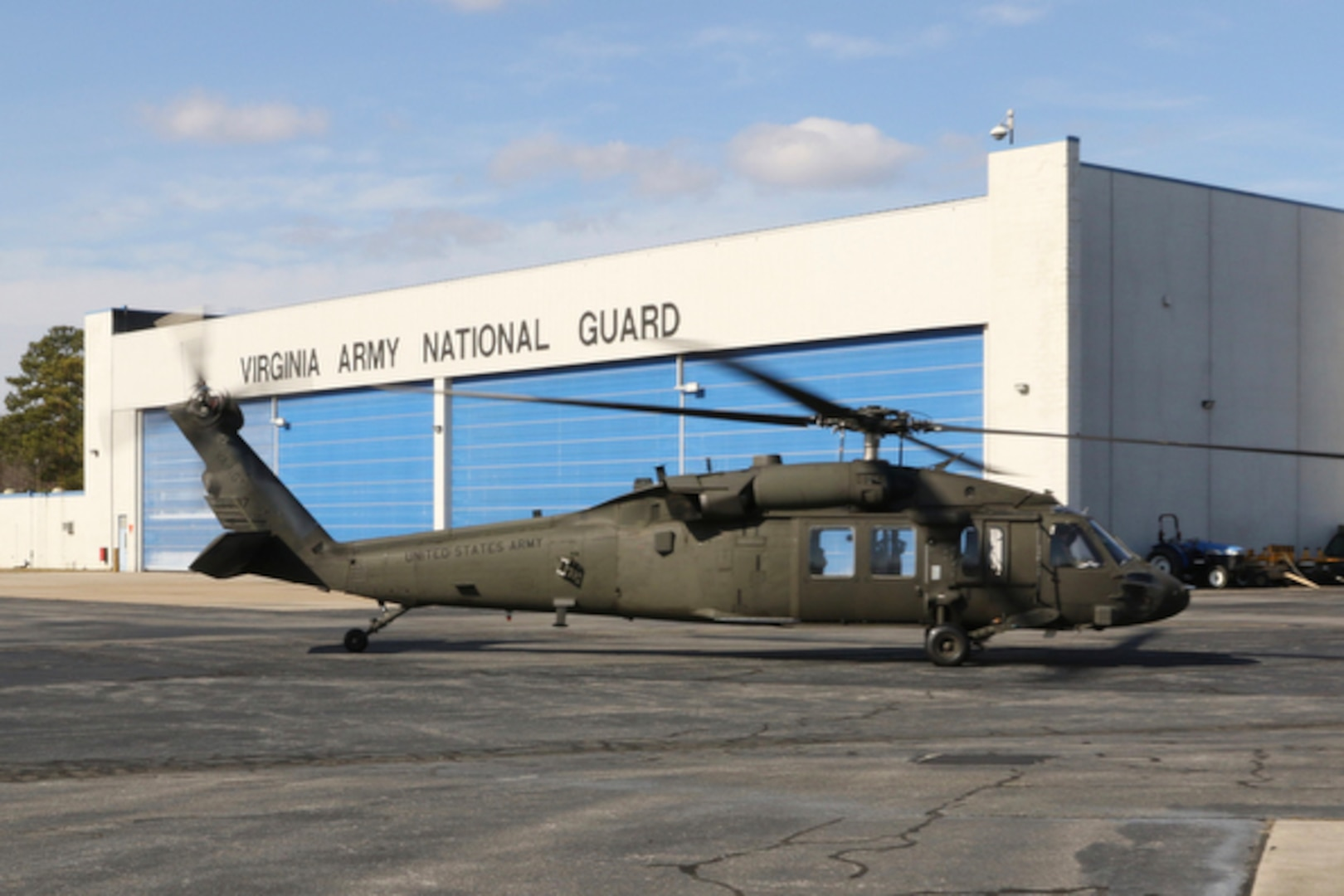 Va. CoDel sends letter of support for Army Aviation Support Facility funding