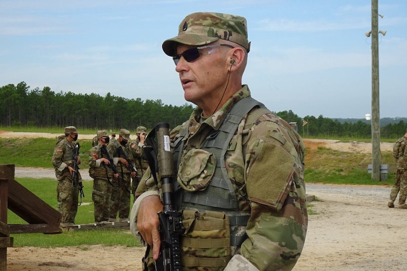 'Just completely different' 59-year-old BCT graduate reflects on the experience